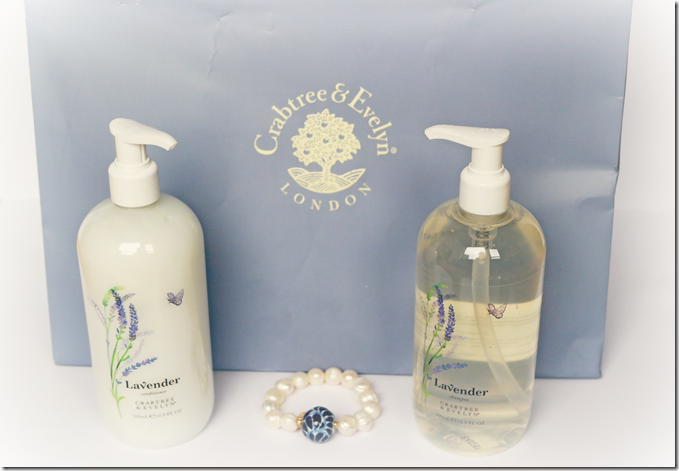 Lavender Shampoo, Crabtree&Evelyn Review